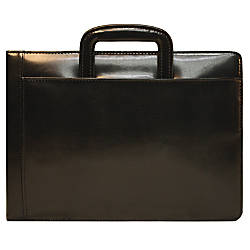 Harland Clarke Bonded Leather 7 Ring