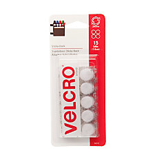 VELCRO Brand STICKY BACK Fasteners Coins