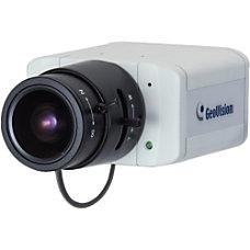 GeoVision GV BX120D 13 Megapixel Network