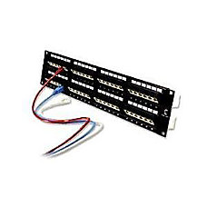 APC 24 port Cat5e Patch Panel