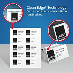 Avery Clean Edge True Print Two