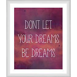 PTM Images Framed Art Dream I