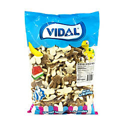 Vidal Gingerbread Men Gummies 44 Lb