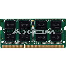 Axiom 8GB DDR3 1066 SODIMM Kit