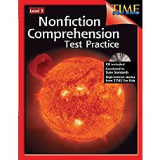 Shell Education Nonfiction Comprehension Test Practice