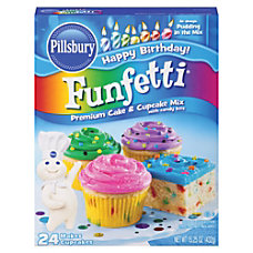 Pillsbury Happy Birthday Funfetti Cake Mix
