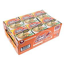 Nongshim Bowl Noodle Soup 3 Oz