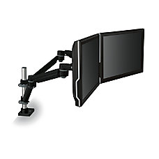3M MA260MB Adjustable Dual Monitor Arm