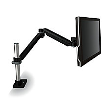 3M MA240MB Adjustable Monitor Arm Desk