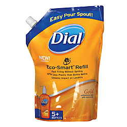 Dial Liquid Gold Hand Soap Refill 40 Oz By Office Depot