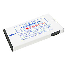 Lenmar Battery For Motorola V60 Wireless