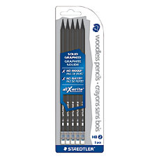 Staedtler allXwrite Woodless Pencils 007mm 2