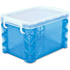 Advantus Super Stacker Index Cards Box