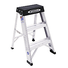 Werner Mighty Lite Step Stool 300