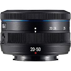 Samsung 20 mm 50 mm f35