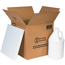 Office Depot Brand Plastic Jug Shipper