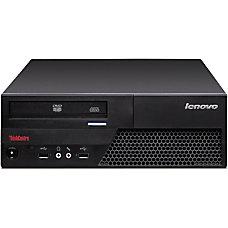 Lenovo ThinkCentre M58p 7483WFF Desktop Computer