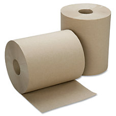 SKILCRAFT 1 Ply Hard Roll Paper