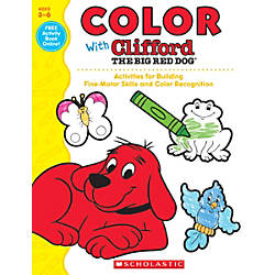 Scholastic Clifford The Big Red Dog