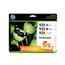 HP 935 Tricolor Ink Combo Pack