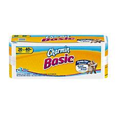 Charmin Basic Bathroom Tissue 264 Sheets
