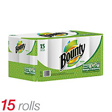 Bounty Paper Towels 2 Ply 48