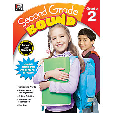 Thinking Kids Bound Workbook Second Grade