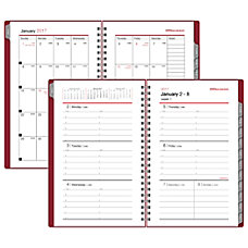 Office Depot Brand WeeklyMonthly Planner 4