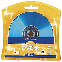 Verbatim AZO DVD R 47GB 16X