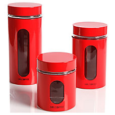 Mr Coffee Java Bar Glass Canister