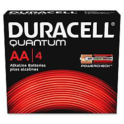 Duracell Quantum Advanced Alkaline AA Battery