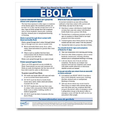 ComplyRight Ebola Employee Awareness Handouts 8
