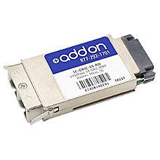 AddOn Aruba Networks LC GBIC SX