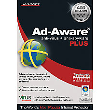 Ad Aware Plus 18 Month3 License