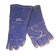 ANCHOR B 20GC BLUE WELDERS GLOVE