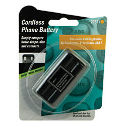 Ge Tl26511 Cordless Phone Battery By Office Depot Amp Officemax