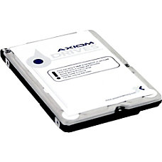 Axiom 750GB Serial ATA Bare Notebook