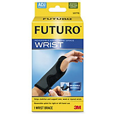 Futuro Adjustable Reversible Splint Wrist Brace