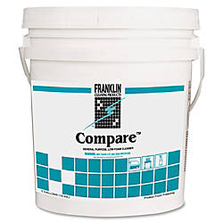 Franklin Cleaning Compare Gen Purpose Cleaner