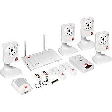 Oplink TripleShield C4S6 Wireless Security and