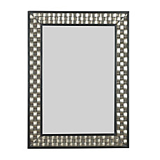 Kenroy Home Wall Mirror Checker 38