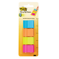 Post it Pop Up Page Markers