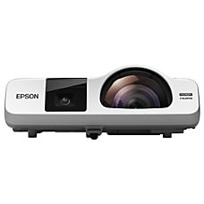 Epson BrightLink 536Wi LCD Projector 720p