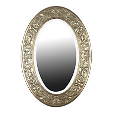 Kenroy Home Wall Mirror Argento 40