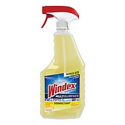 Windex Antibacterial Multi Surface Cleaning Spray