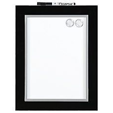 Quartet Magnetic Dry Erase Whiteboard 8