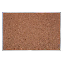 Quartet Premium Education Color Cork Bulletin