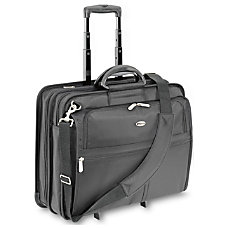 Targus XL Rolling Notebook Case 17
