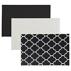 Quartet Home Organization Fabric Bulletin Board