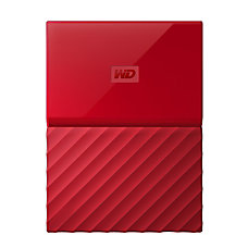 WD My Passport 2TB Portable External